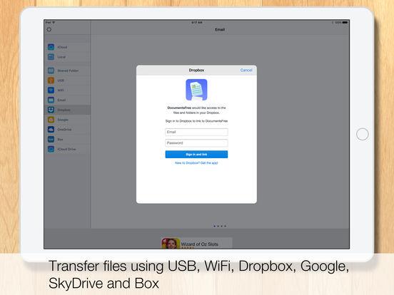 Screenshots of iSpreadsheet™ : Fast Powerful Office Spreadsheet for iPad