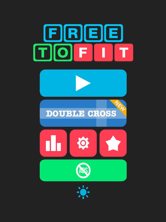 Игра Free to Fit: Color block puzzle logic stack dots