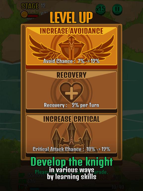 Скачать Amidakuji Knight