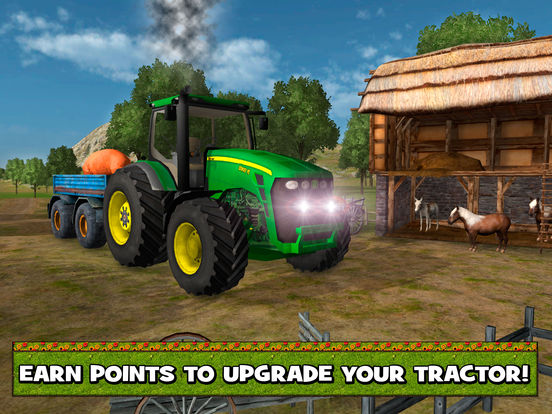 Farm Animal Transporter Simulator 3D Full screenshot 8