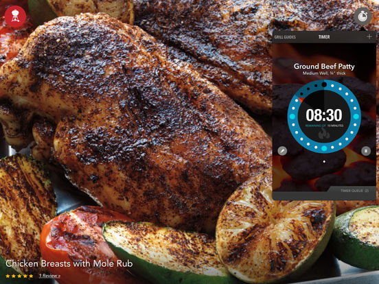 Weber® Grills iPad Screenshot 2