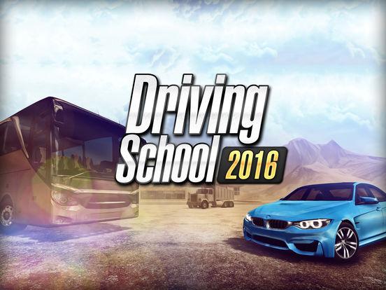 Screenshots of Driving School 2016 for iPad