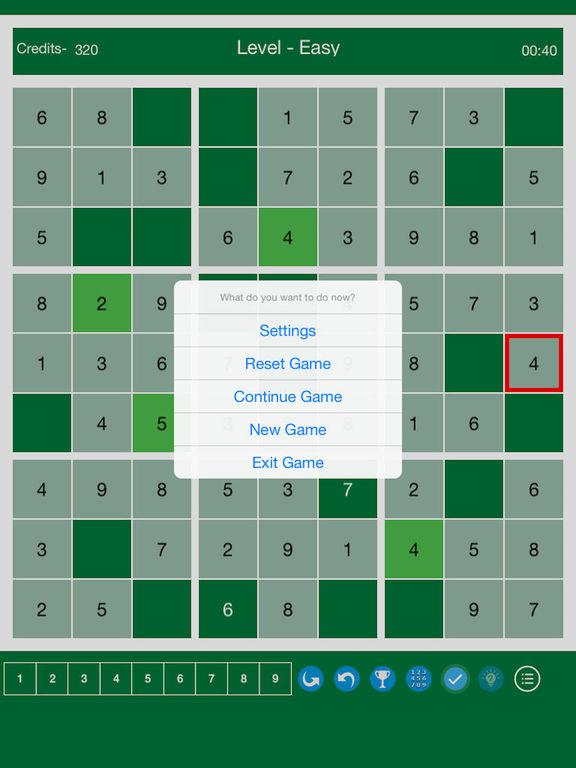Smart Sudoku - Brain Training Exercises Screenshots