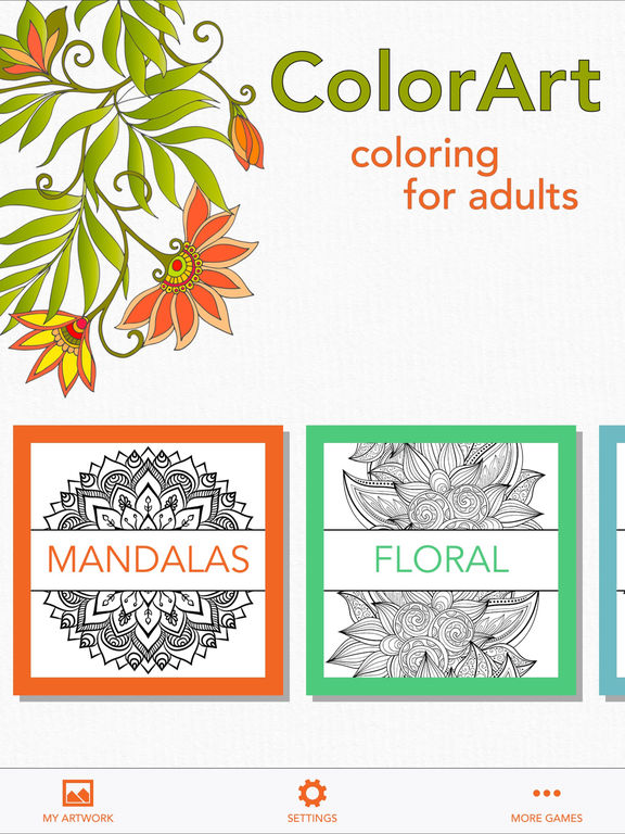 Coloring Book For Pc Free ColorArt Adults On The App Store