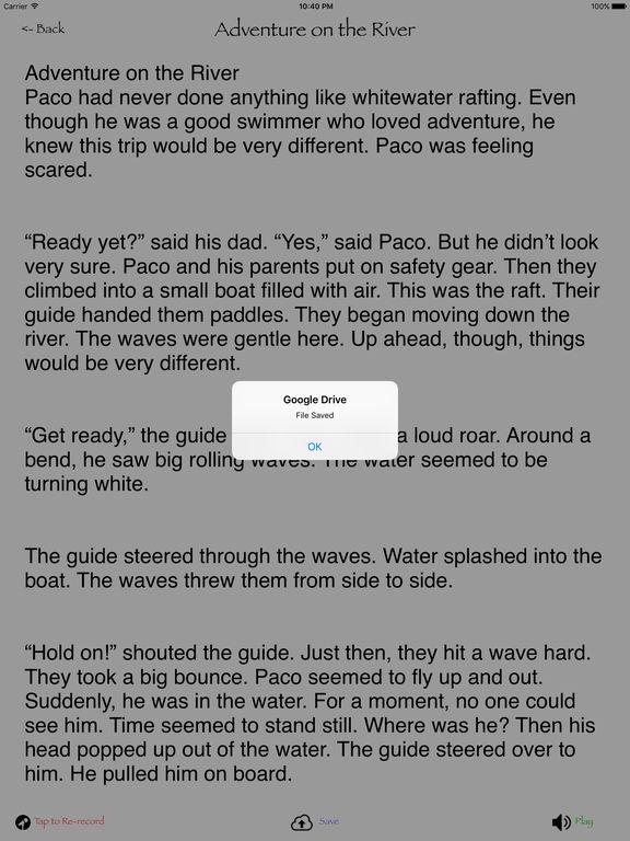 Fluency+ Screenshots