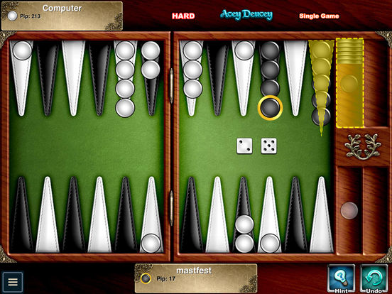 Backgammon Premium iPad Screenshot 1