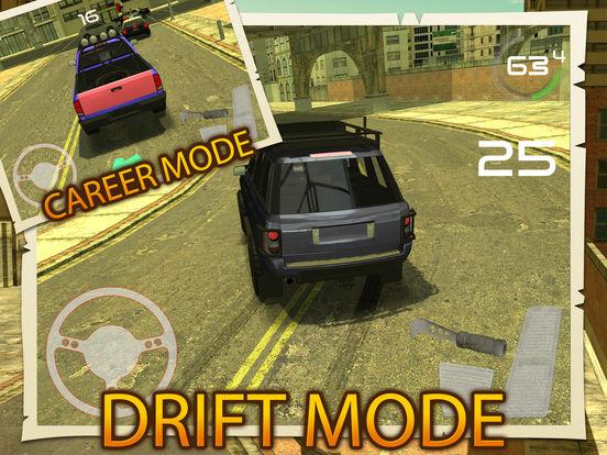 Offroad Vehicle Driving Parking Career Simulatorscreeshot 2