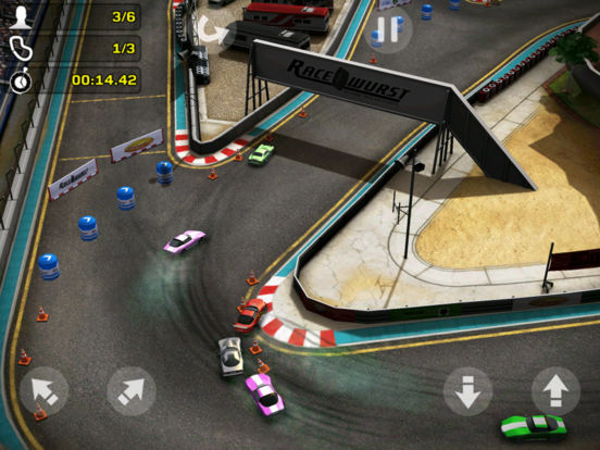 Reckless Racing 2 Screenshots