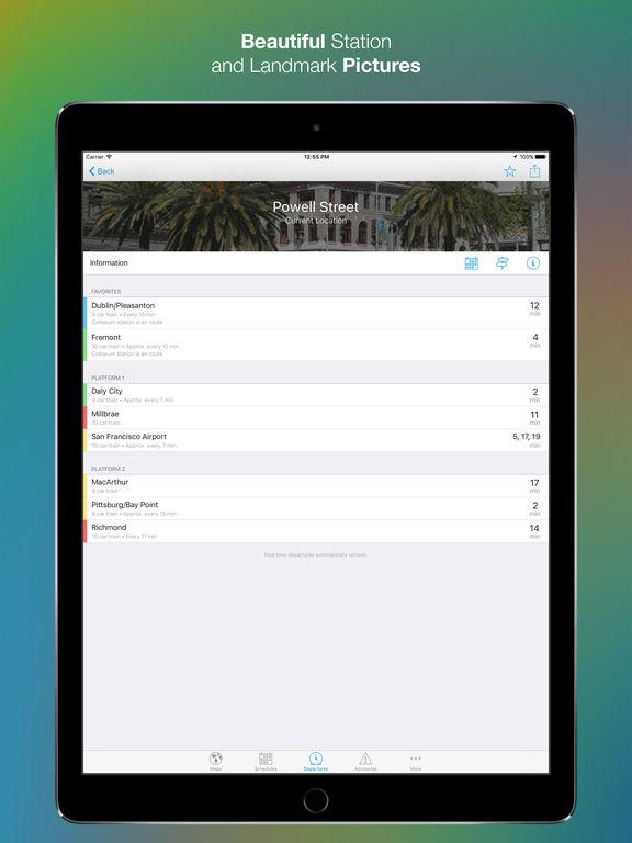 Easy BART screenshot