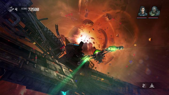 Galaxy on Fire™ - Manticore RISING 앱스토어 스크린샷