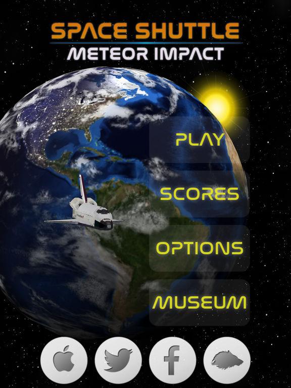 Space Shuttle: Meteor Impactscreeshot 1