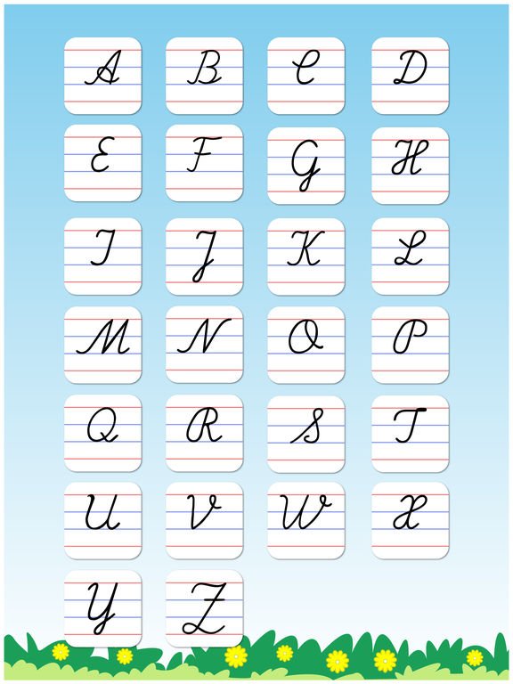 how to write in cursive for kids I am an educator and i find that children when children are taught to write in cursive, they write much faster in the higher grades we start cursive writing in upper kindergarten and the children write beautifully.