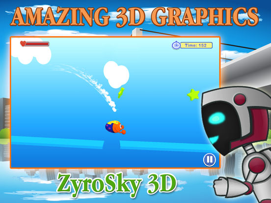 ZyroSky 3D Screenshots