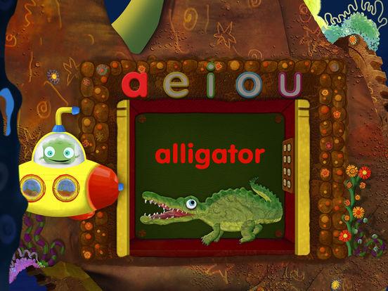 Tiggly Submarine: Preschool ABC Game. Скрин 3