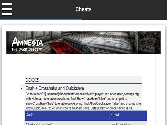 Mega Game Guru - Amnesia: The Dark Descent - Version-ipad-2