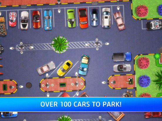 Parking Mania HD Screenshots