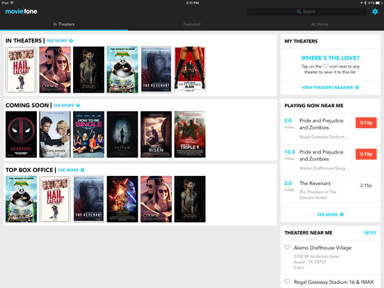 movies by moviefone with theater showtimes trailers