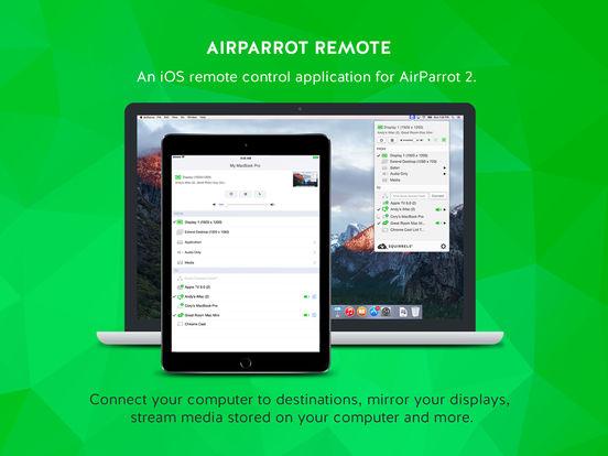 AirParrot Remote Screenshot