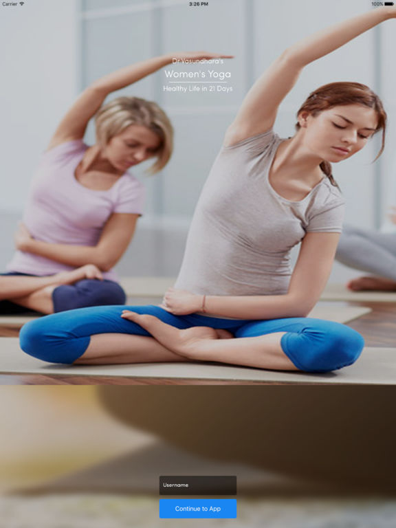 Dr. Vasundhara's Women's Yoga - For Healthy Lifestyle, Fitness and Weight Loss Screenshots