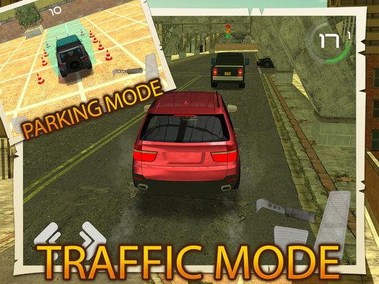 Offroad Vehicle Driving Parking Career Simulatorscreeshot 1