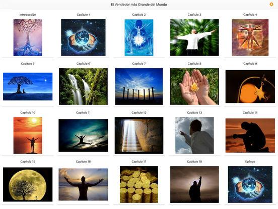 El Vendedor más Grande del Mundo - Audiolibro iPad Screenshot 3