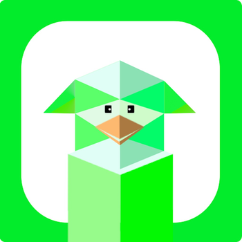 PolyBird - Mr Bird Jump 遊戲 LOGO-玩APPs