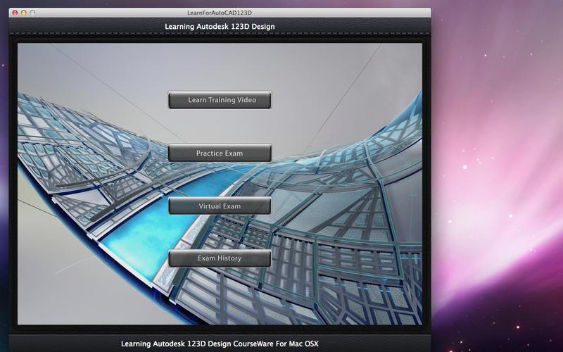 LearnForAutoCAD123D Screenshot - 1