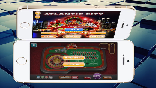 Atlantic City Las Vegas Casino Roulette - Spin to Win Big Prize Golden Millionaire Maker Master