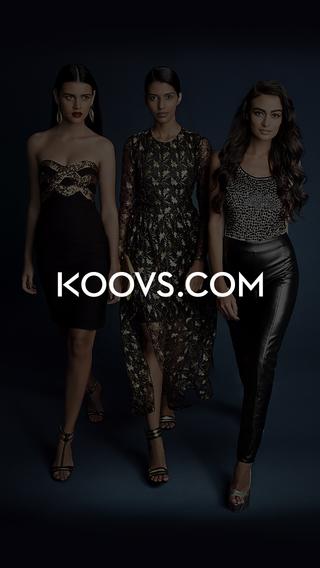 KOOVS - THE ONLINE FASHION STORE