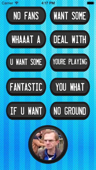 You've Got No Fans - Wealdstone Raider Soundboard