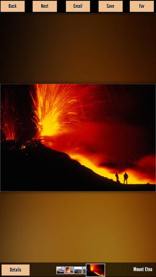 Volcanos Zone