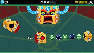 Screenshots of Tilt to Live: Gauntlet's Revenge for iPhone