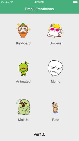 Emoji Emoticons – CoolFonts Smileys Animated Emoticons Meme Creator