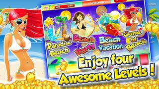 Aawesome Absolute fun Surf Beach Slots - Win Rich Bonanza and Jackpot Bonus