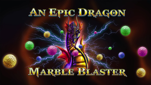 An Epic Dragon Marble Blaster Pro - new bubble shooting puzzle match