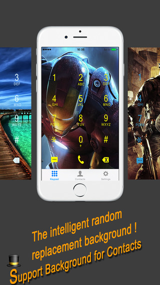 玩工具App|Pimp DialPad Wallpaper免費|APP試玩