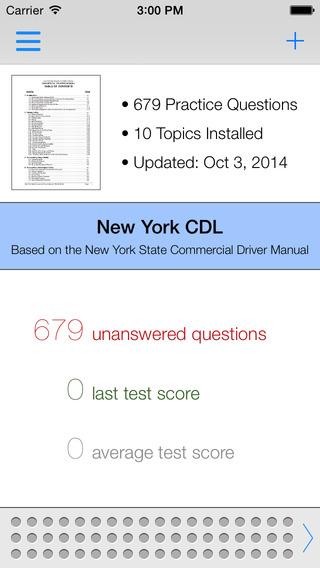 New York CDL Test Prep