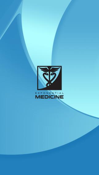 Exponential Medicine