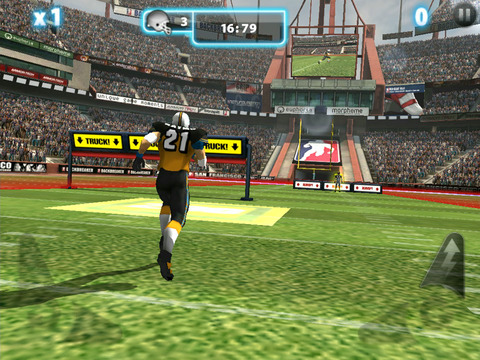 Screenshot #3 for Backbreaker 2: Vengeance