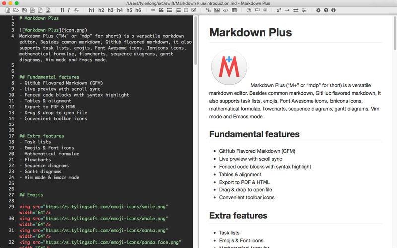 Markdown Plus Screenshot - 4