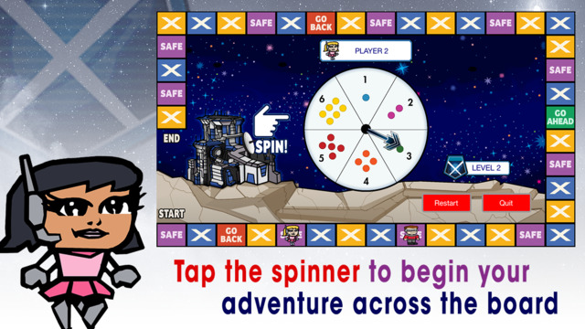 Multiplication Universe - Math Practice Game for Times Tables