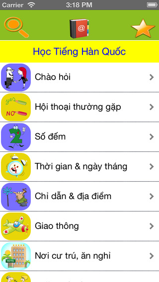 Học Tiếng Hàn Quốc - Learn Korean Phrases and Vocabulary