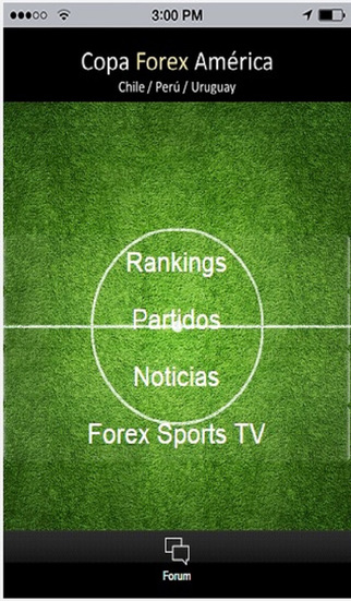 Copa Forex Game