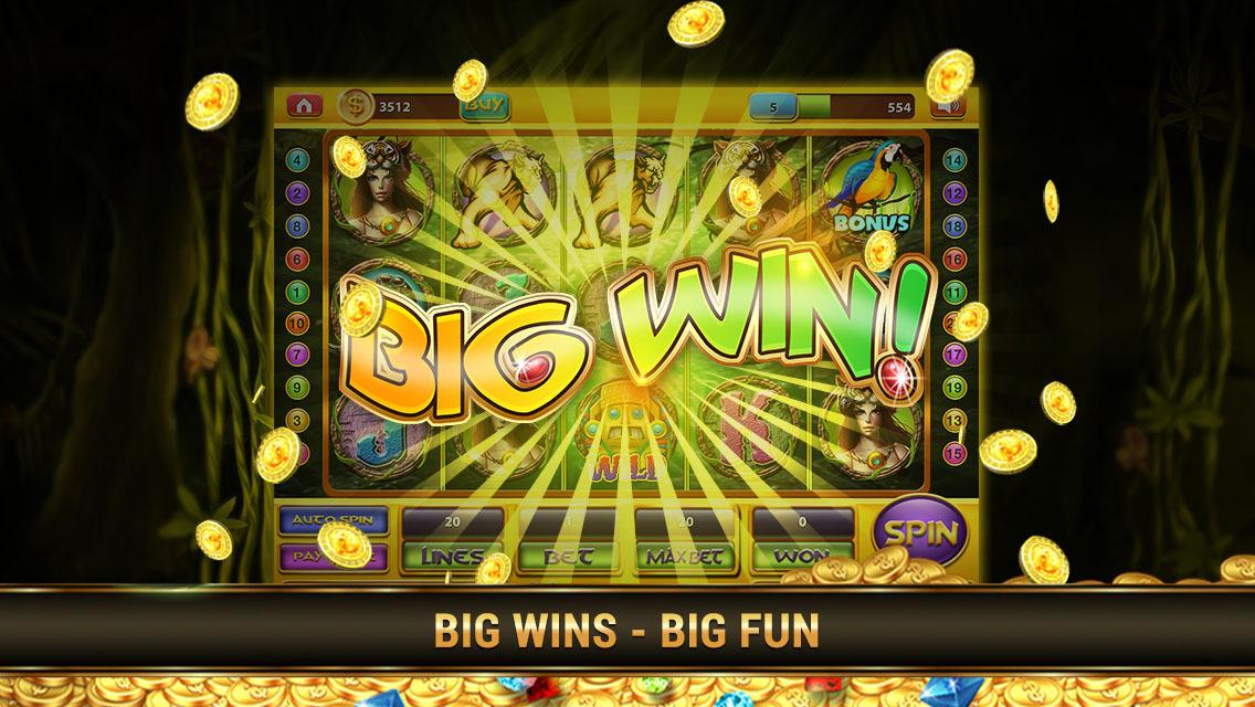 Free Amazon Queen Slot Machine & Queen of the Wild Slots