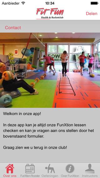 Fit Fun Health Racketclub