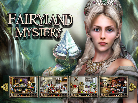 Alfreda's Mysterious Fairyland