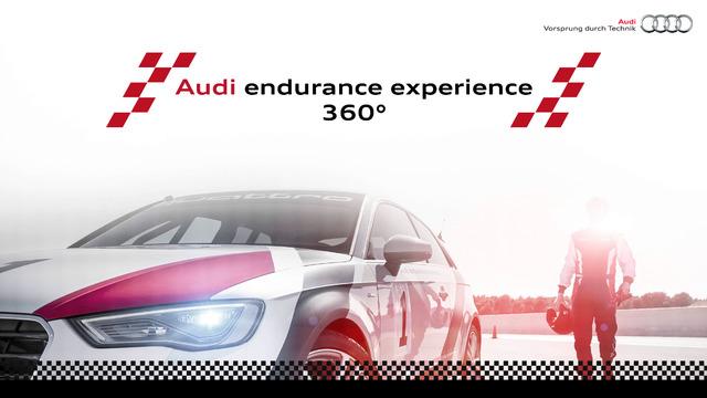Audi endurance experience 360°