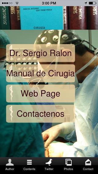 Cirugia Manual