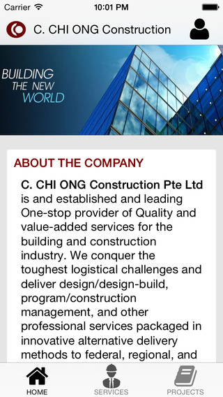 C. CHI ONG Construction