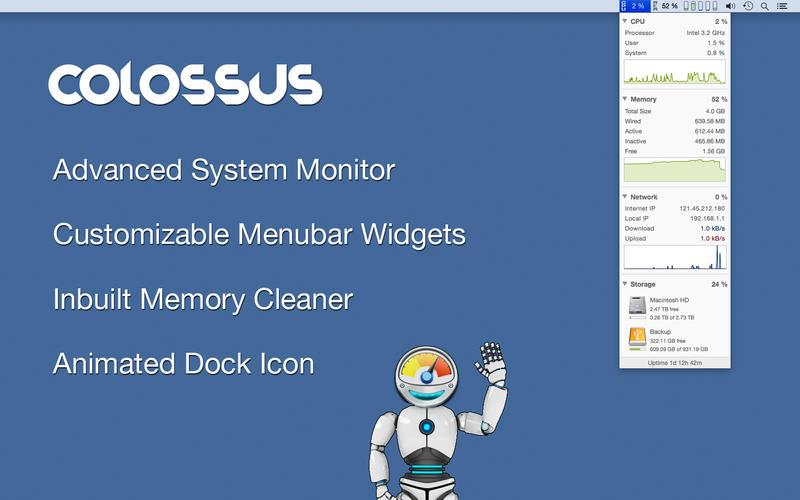 Colossus Screenshot - 1